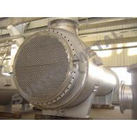 Alloy  F304 Floating Head Exchanger Condenser for Acetic Acid Plant