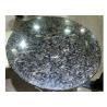 Black Gold Polished Granite Tiles , High Density Granite Countertop Slabs for sale