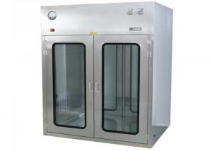Wholesale ISO Approved Observation Window Cleanroom Pass Box For Precise Instrument from china suppliers