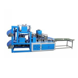Wholesale Automatic Medical Disposable SMS/PP Nonwoven Boot Shoe Cover Making Machine from china suppliers