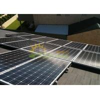 Wholesale Sturdy Metal Solar Roof Mount System Easy And Speedy Installation from china suppliers