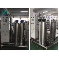 250 Liters Per Hour Ultrapure Water Purification System Hemodialysis Usage