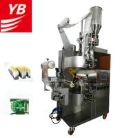 Wholesale YB-180C Automatic Vertical Automatic Filter Tea Bag Packing Machine with inner and Outer Envelope from china suppliers