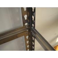 Wholesale Warehouse Steel Light Duty Racking Nice Rivet Boltless Shelving WIth Simple Structure from china suppliers