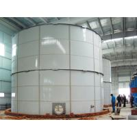 Strength Glass Lined Steel Tanks 3mm - 13mm Thick ISO Approved Easy Installation