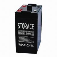 Quality 2V Lead-acid Battery with Wide Range of Capacity for Telecommunications for sale
