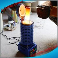 Wholesale JC Small Gold Melting Furnace Silver Melting Machine from china suppliers