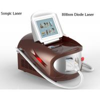 China Bikini Body Laser  Hair Removal 808nm Diode Laser Hair Removal Machine for sale
