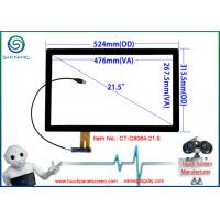 Wholesale 21.5 Inches 16:9 Projected Capacitive Touch Screen With USB Interface, COB Type ILITEK2302 Controller from china suppliers