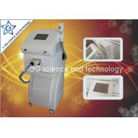 Quality Chest / back / up lip / chin hair removal laser machine Air cooling system 12 * 30mm for sale