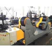 Wholesale Digital Readout Self Aligning Welding Rotator With Hand Box / Foot Pedal Control from china suppliers