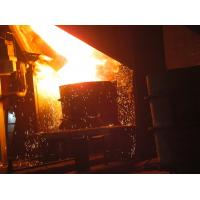 Wholesale OEM Electric Melting Induction Furnace , 100HZ Metal Furnaces from china suppliers
