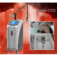 Wholesale Multifunctional high quality vertical 30W fractional CO2 laser machine for sale from china suppliers