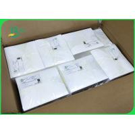 China 43g 55g 70g 75g 105g Tyvek Fabric Paper Grey Black Brown Tear Resistance Rolls for sale
