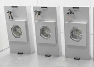 Wholesale Galvanized Aluminum HEPA Fan Filter Unit / FFU 1175x575mm For Clean Booth from china suppliers