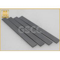 China AB10 Carbide Insert Blanks , Square Carbide Blanks For Finger Jointing Tool on sale