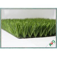 China International Certificate Quality Assurance Artificial Soccer Turf , Artificial Turf For Football Fields on sale