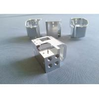 Wholesale Deburred CNC Machining Metal Parts , High Precision Motorcycle Spare Parts from china suppliers