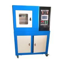 Wholesale 30T SKD Alloy Press Material Rubber Hot Plate Vulcanization Hydraulic Press Machine from china suppliers