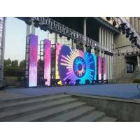 Wholesale P4.81 water proof Solemn Event outside led screen 500*500 cabinet size from china suppliers