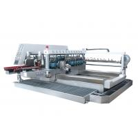 Wholesale High Speed Glass Double Edging Machine With Low - E Glass Film Removing from china suppliers