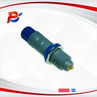 China High Quality 2-14 pin Male female IP50 circular cables connectors ,P series 2,3,4,5,6,7,8 pin medical plugs for sale