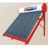 non-pressurized solar water heater for sale