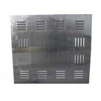 Wholesale Low Noise SUS304 Exhaust Fan Filter Box HEPA Filter Box For Clean Room from china suppliers
