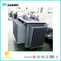 Wholesale Customized 11kv to 33kv power distribution transformer oil immersed maximum 20mva warranty 5years ISO9001 Approval from china suppliers
