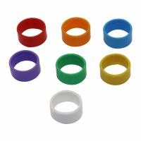 Wholesale Buckle Type Clip Poultry Leg Rings Plastic Material Internal Diameter 25mm from china suppliers