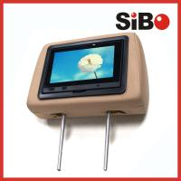 SIBO Taxi Content Management System In Headrest Interactive LCD