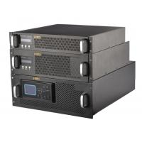 Best 1KVA - 10KVA Rack Mount UPS / 19 Inch LCD Double-Conversion UPS wholesale