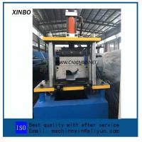 Buy cheap Down the sink pipe downpipe rain gutter cold roll forming machinery from wholesalers