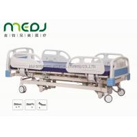 Wholesale Adjustable Electric Hospital Bed MJSD04-01 ABS Steel Frame With 3 Functions from china suppliers