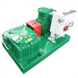 China Drilling Mud Solids Control System Slurry Agitator For Oil Drilling Fluid Mixing / Oilfield Mud Agitator on sale