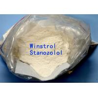 Wholesale 99% Purity Oral Safety Winstrol / Stanozolol Muscle Building Steroids t CAS 10418-03-8 from china suppliers