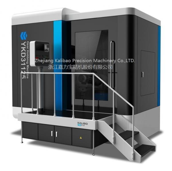 Quality YKD31125CNC  GEAR HOBBING MACHINE for sale