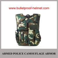 Wholesale Wholesale Cheap China NIJ Armed Police Camouflage Military Armor Bulletproof Vest from china suppliers