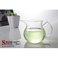 Wholesale Chinese Glass Gongdao Mug Tea Cup 300ml For Kung Fu Tea Brewing from china suppliers