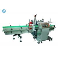 Wholesale Stainless Steel Manual Bottle Labeling Machine , Round Bottle Labeling Equipment  from china suppliers