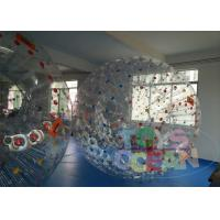 Wholesale Bouncy Adults Waterproof Inflatable Sports Games Bumper Ball For Rent from china suppliers