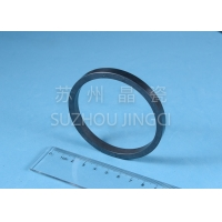 Wholesale Alumina Ceramics Black 3.14g/Cm3 Sic Mechanical Seal Ring from china suppliers