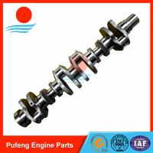 Wholesale Komatsu 6D140 crankshaft supplier in China, forged steel crankshaft 6162-33-1131 6211-31-1010 6211-31-1110 6261-31-1200 from china suppliers