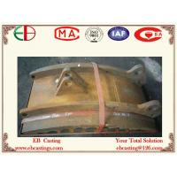 Wholesale Mn13Cr2 Manganese Steel Wear Parts for Crushers EB12006 from china suppliers