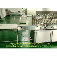 Standard Linear Filling Machine Customing Bottle Filler Machine