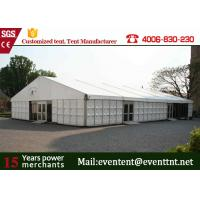 Wholesale ABS Hard Wall A Frame Tent Customized 12 X 12m  Business Promotion European Style from china suppliers