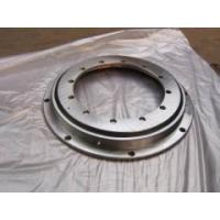 China 230.20.0600.503  four point contact ball slewing bearing 748x534x56mm for sale
