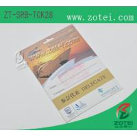 Wholesale RFID world cup ticket from china suppliers
