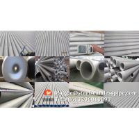 Buy cheap Stainless Steel Seamless Pipe, ASTM A312 TP304,TP304L,TP304H,TP316L,TP310S,SUS04, SUS304L, SUH304H, SUS316L, 1.4404, 6M, from wholesalers