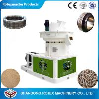 Wholesale Vertical Ring Die Wood Pellet Production Line for Making Biomass Pellet from china suppliers
